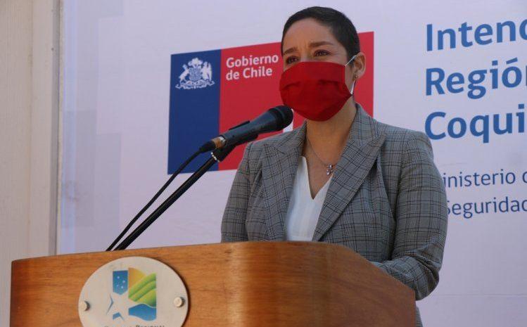 Intendenta anuncia que muestras se ampliaran a los grupos de bajo riesgo