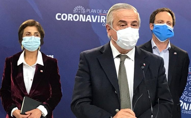Chile alcanza 14.885 contagiados, 216 muertos y 8.057 recuperados