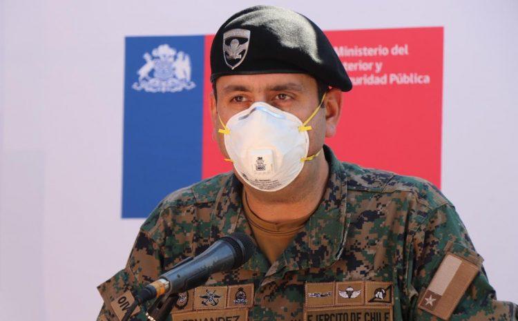 Presencia Militar en el Choapa se extiende por al menos 14 días.
