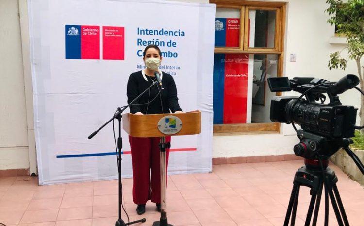 Autoridades reforzarán control en La Serena y Coquimbo