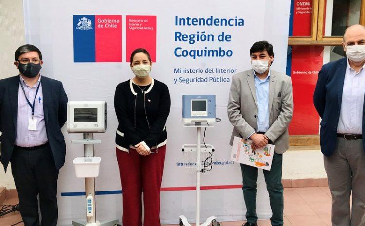 Red Asistencial recibió donación de dos ventiladores mecánicos