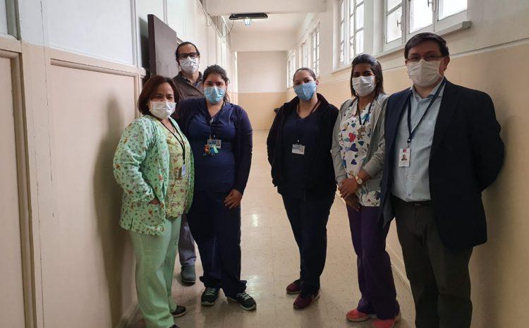Paciente en situación de calle trasladado a residencia sanitaria