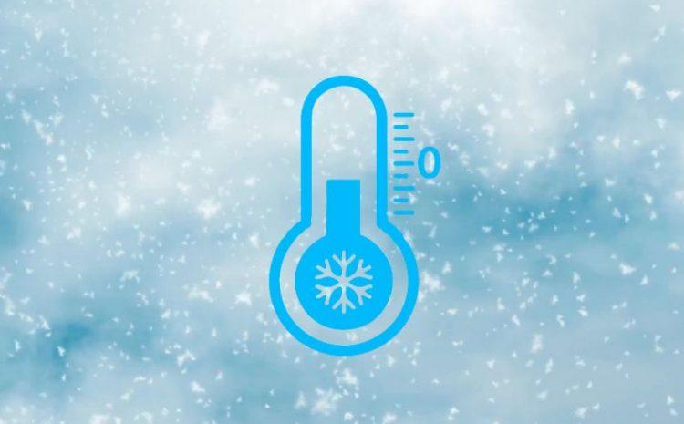 CEAZA alerta sobre bajas temperaturas desde este jueves en la región de Coquimbo
