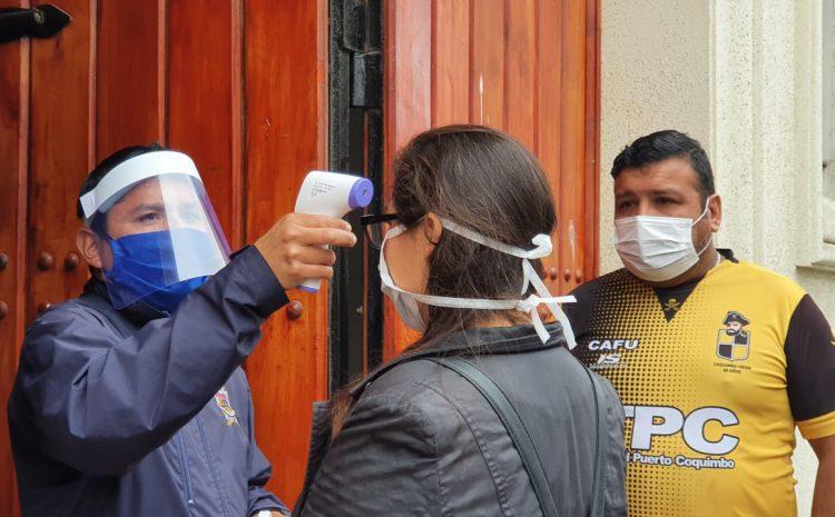 Municipio de Coquimbo recibe importante donación de insumos de protección
