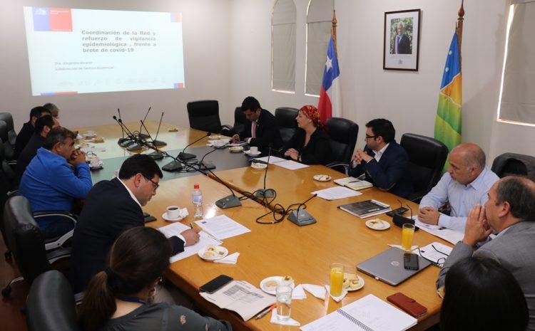Gobierno transfiere más de 3.600 millones de pesos a municipios de la región para enfrentar emergencia sanitaria
