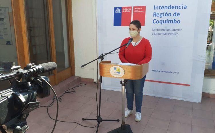 Región de Coquimbo registra este domingo, 10 nuevos casos de Covid-19