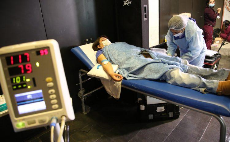 Hospital viaja por la región buscando sangre para sus pacientes ante déficit de donaciones