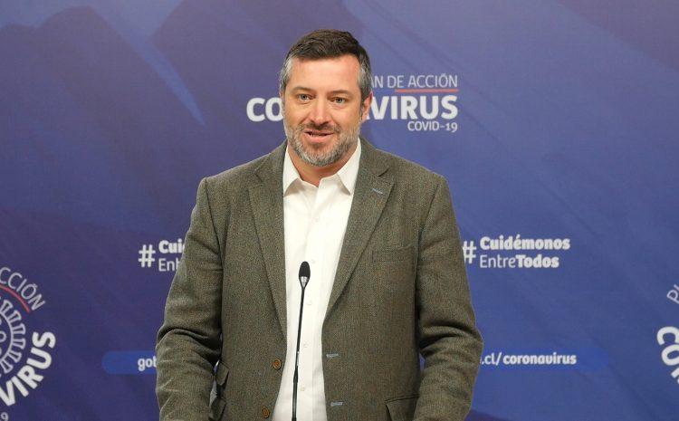 Ministro Sichel anuncia acceso al Registro Social de Hogares sin Clave Única y navegación gratis para solicitar el Ingreso Familiar de Emergencia