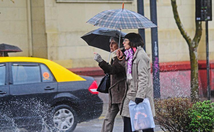 Anuncian probables precipitaciones para este fin de semana en la Región de Coquimbo