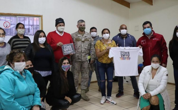 Valoran actividades de voluntariado para ir en ayuda de la comunidad de Coquimbo