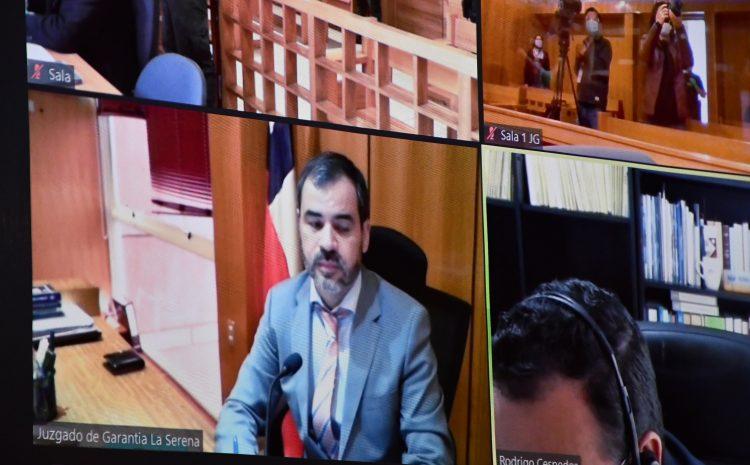 Juzgado de Garantía de La Serena ordena la prisión preventiva de imputado por femicidio en Las Compañías