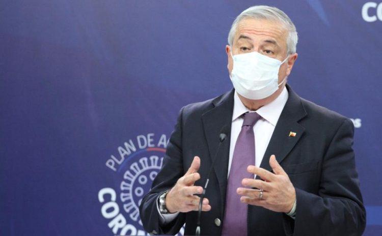 Chile supera los 34 mil contagios, y se registra la cifra más alta en un día.