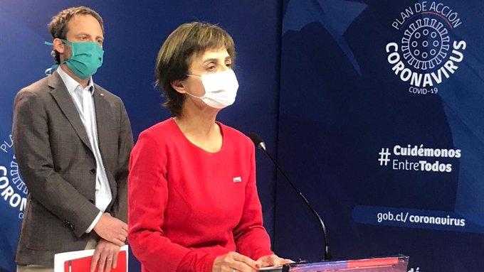 Chile supera los 22 mil contagios y las muertes se elevan a 275 personas