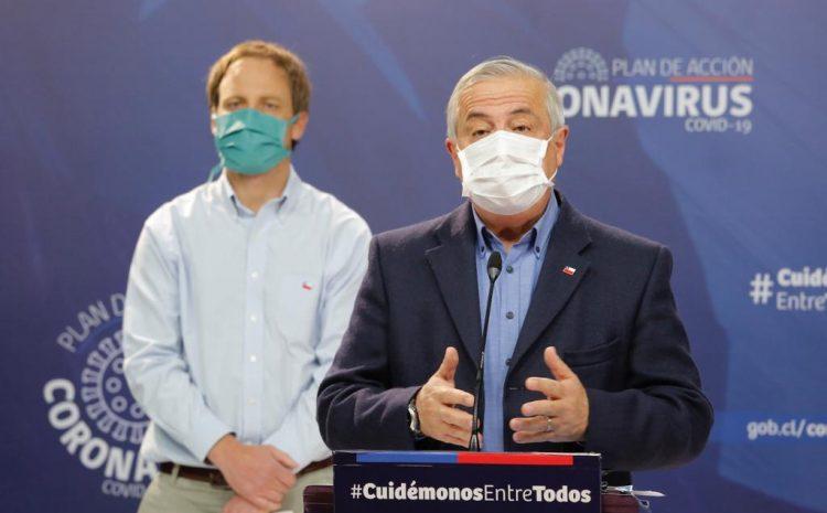 Chile alcanza mas de 65 mil contagios y 673 fallecidos totales por Coronavirus