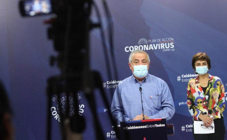 Chile suma 94.858 contagiados y 997 fallecidos por Covid-19 hasta la fecha