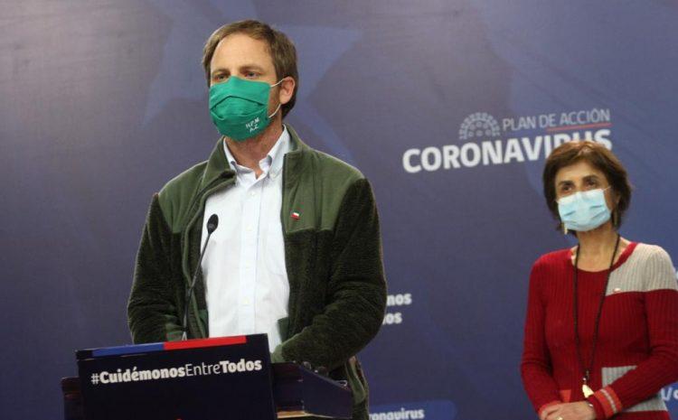 Chile superó las mil personas fallecidas producto de la pandemia