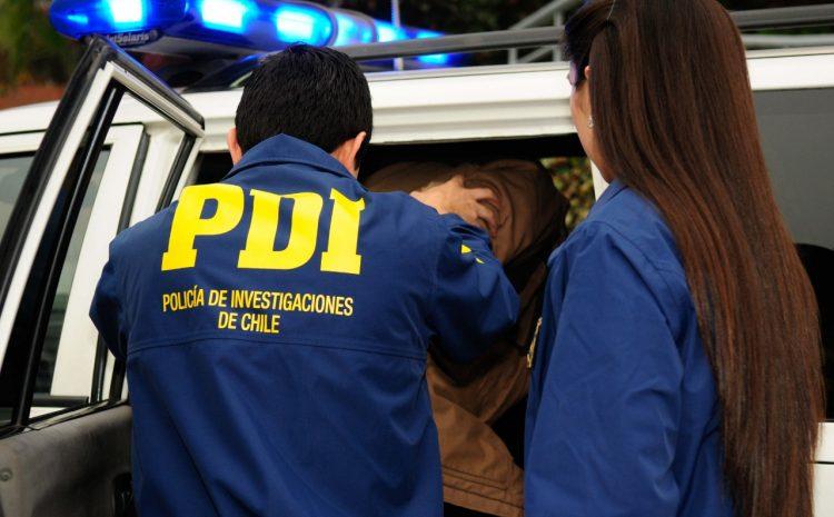 PDI detiene a sujeto por homicidio frustrado de menor de 1 año.