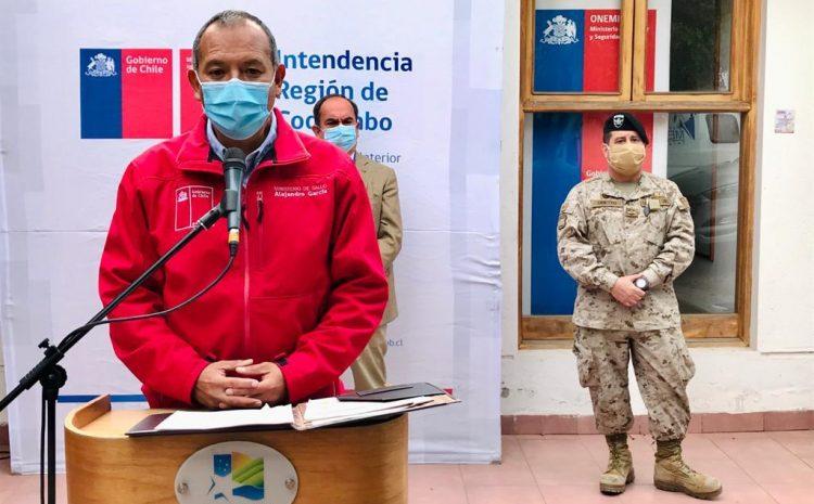 Tres nuevos casos de Covid-19 en la Provincia: Uno en Illapel y dos en Salamanca