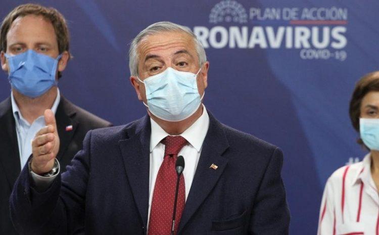 """Ministro Mañalich asegura que muchas regiones del país ya están viviendo una """"nueva normalidad"""""""