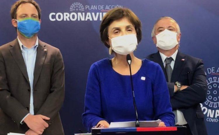 Balance Nacional Sábado 9 de Mayo: Chile alcanza 27.219 contagios y 304 fallecidos.