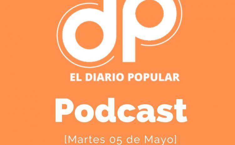 Central Informativa: Martes 05 de Mayo