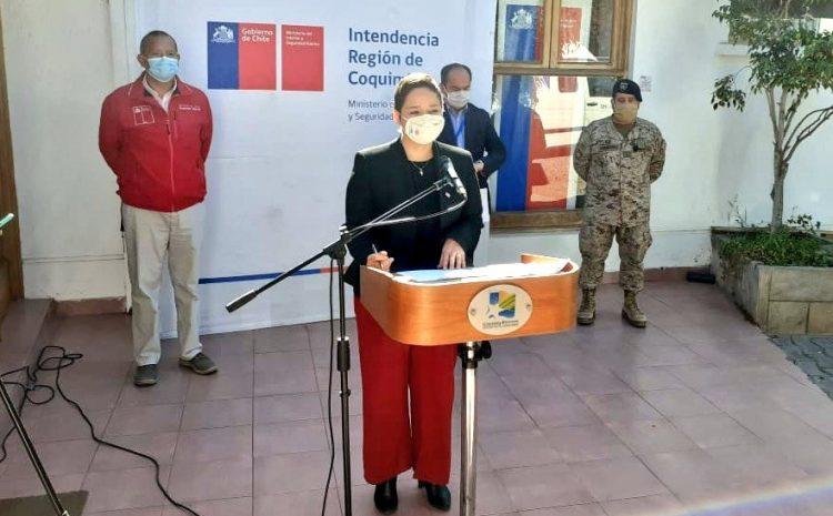 La region de Coquimbo registra 12 nuevos casos de Covid-19 en las ultimas 24 horas