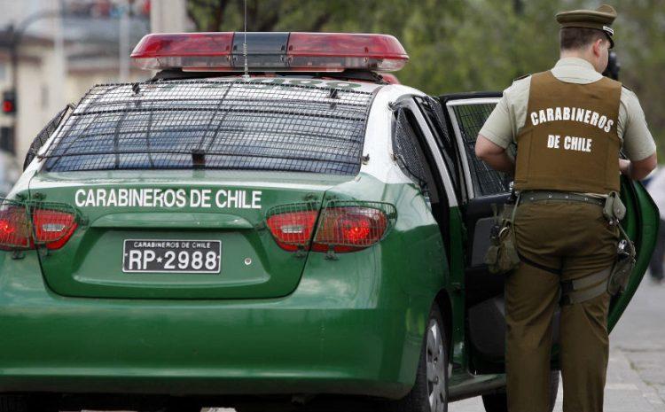 Carabineros del Choapa detiene a dos delincuentes que realizaron robo a un camión en peaje