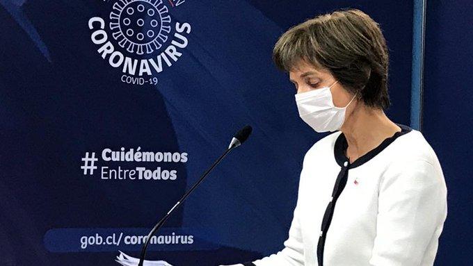 Chile registra 1.197 casos Covid-19  y registra 11 fallecidos en las ultimas 24 horas