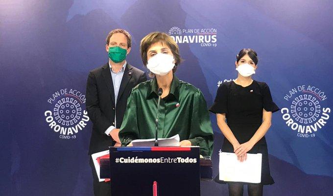 Este lunes se registran 980 nuevos casos de Covid-19 y mas de 20 mil contagios en el pais