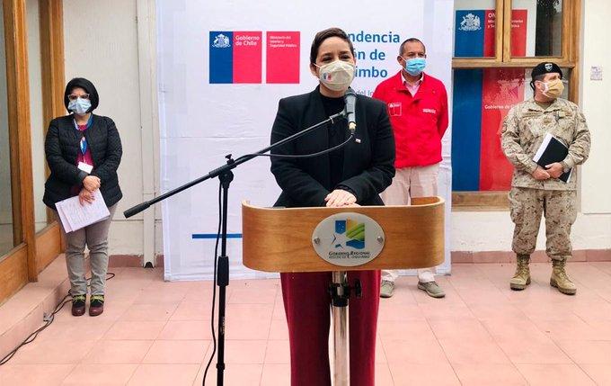 Región de Coquimbo suma 18 nuevos casos de Covid-19 hasta este lunes