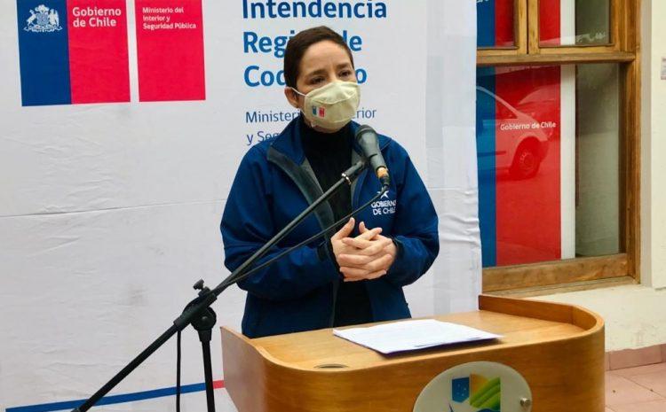 Lucía Pinto oficializa su renuncia al cargo de Intendenta de la Región de Coquimbo