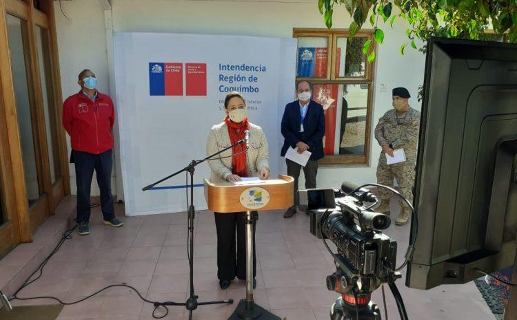 Región de Coquimbo registra 5 nuevos casos de Covid-19 y llega a 153 casos totales