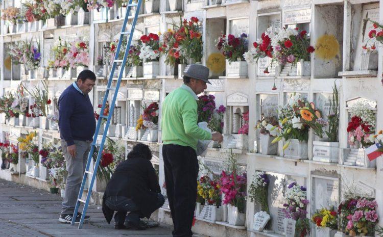 Cementerios permanecerán cerrados en todo el país este fin de semana
