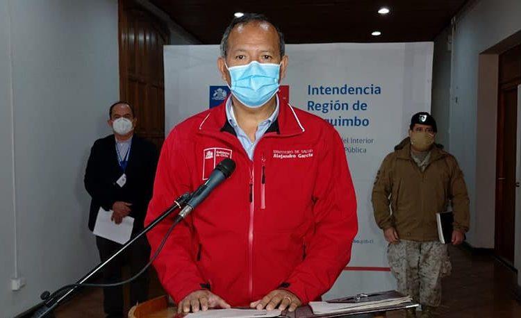La región registra 68 casos nuevos de Covid; 6 de ellos de Illapel y 3 en Los Vilos