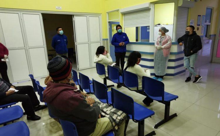 Refuerzo «campaña de invierno» comienza hoy en los centro de salud asistenciales de la comuna de illapel