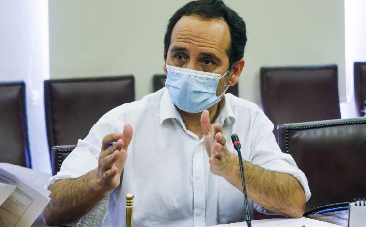 Diputado Daniel Nuñez insistirá con recurso de protección ante falta de camas UCI en la región de Coquimbo