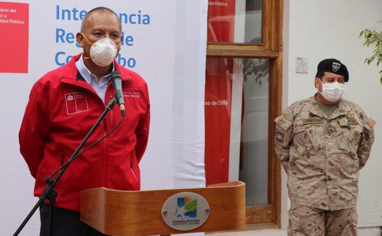 Región de Coquimbo registra 96 casos nuevos; 11 en Illapel, 3 en Los Vilos y 2 en Salamanca