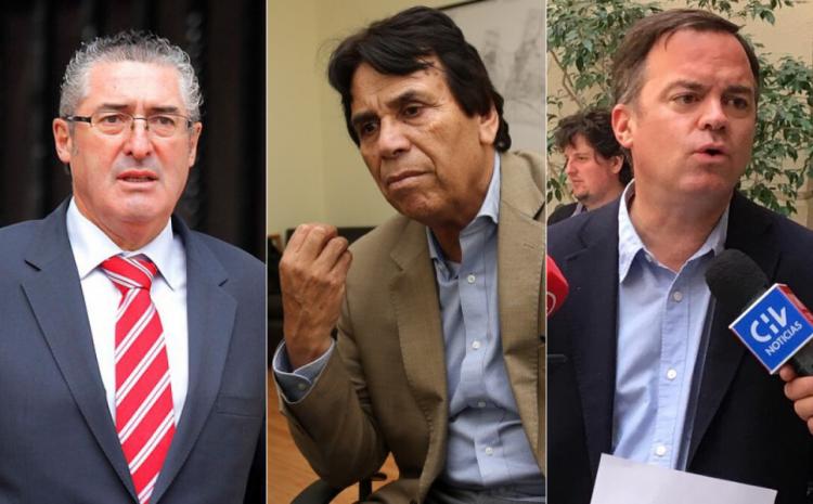«Llegó el fin de una era» Senadores, Diputados y Alcaldes afectados por la nueva ley de reelección