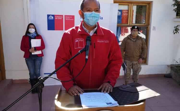 La Region suma 44 nuevos casos de Covid-19 y 2 personas fallecidas informadas en las ultimas 24 horas