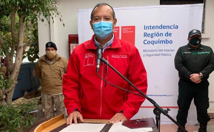 Se confirman 98 casos nuevos de Covid-19 en la region; Los Vilos, Illapel y Canela suman contagios
