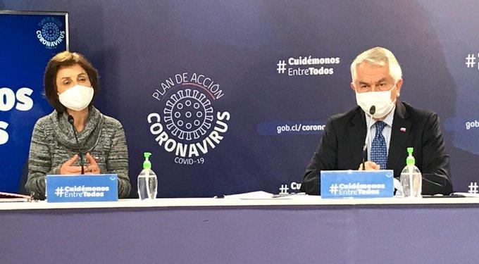 Minsal informó que hubo 3.804 nuevos casos y ya son 250.767 los contagiados con coronavirus