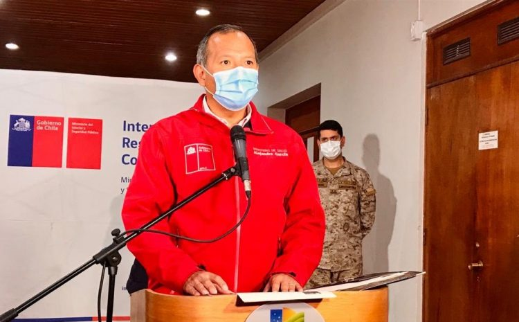 La Region de Coquimbo registra 57 casos nuevos de Coronavirus; 3 de ellos corresponden a Illapel