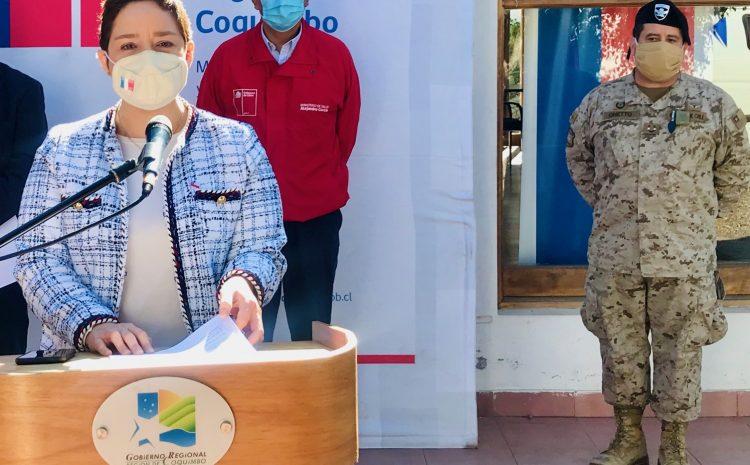 Región de Coquimbo reporta su mayor número de casos nuevos con 92 contagios por COVID-19
