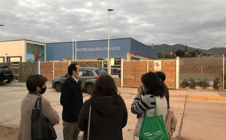 Dirigentes de dializados de Los Vilos denuncian retraso en apertura de centro