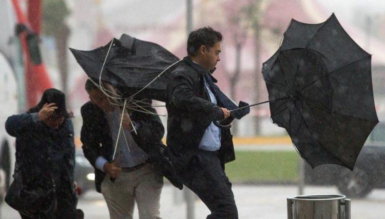 CEAZA destaca que sistema frontal provocará fuertes vientos en la Región de Coquimbo