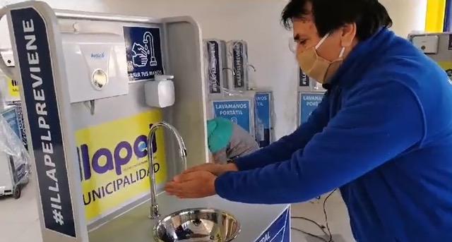 Municipalidad de Illapel refuerza medidas preventivas por coronavirus