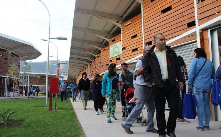 Ya está en vigencia la nueva ordenanza que regula la distancia entre personas que esperan en espacios públicos