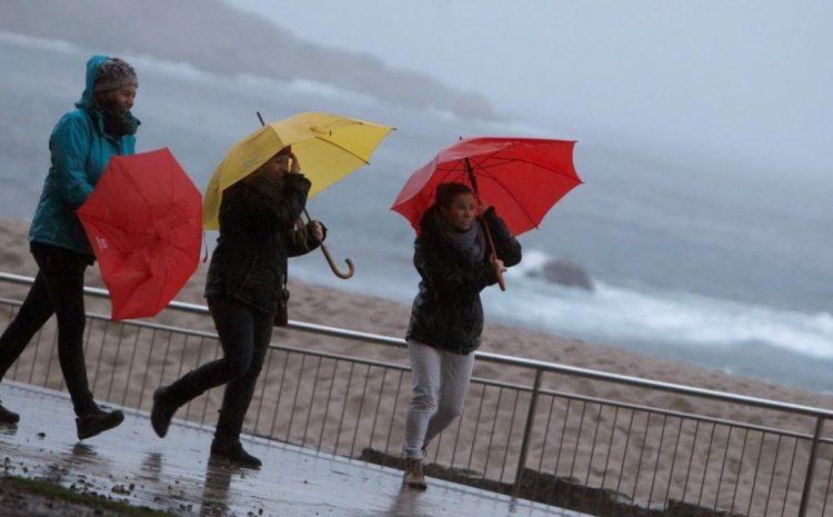 CEAZA pronostica vientos de hasta 95 km/h y lluvias de hasta 60mm en las costas del Choapa