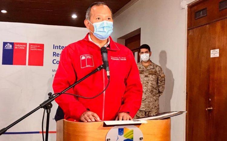 Nuevo récord de casos de Covid-19 en la región: 158 contagios reportados en último balance