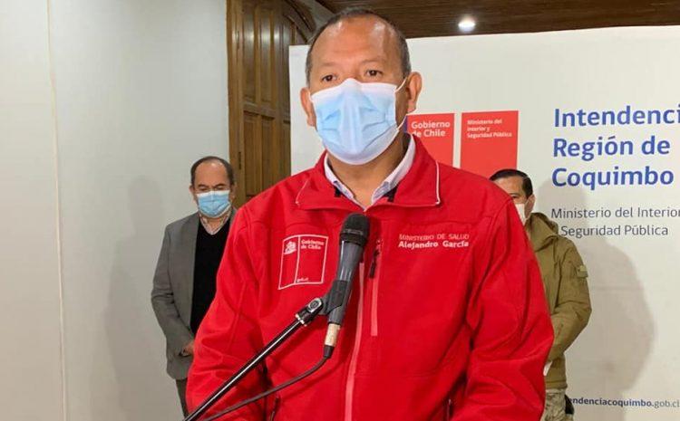 La Region suma 141 nuevos contagios; de los cuales 17 casos corresponden al Choapa